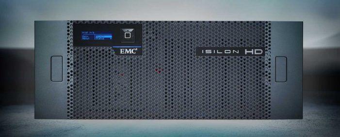 Dell-EMC präsentiert Update für Storage-Lösungen