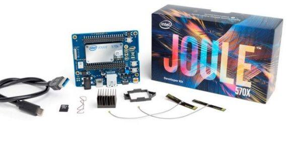 Intel präsentiert mit Joule seine neue Plattform für IoT