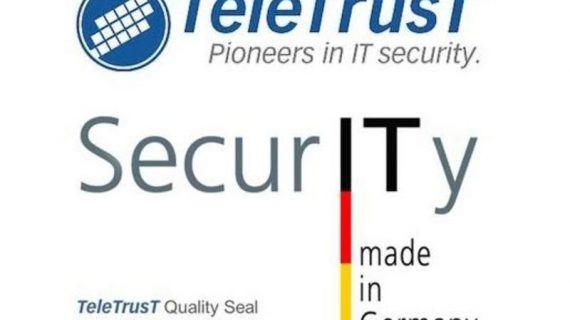 TeleTrusT – Bundesverband IT-Sicherheit e.V. ernennt 8ack zur Regionalstelle Kiel