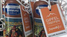 Rückblick: Sysob-Hausmesse