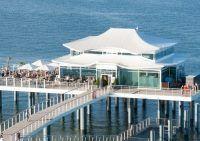Impressionen von der 360°dcLounge am Timmendorfer Strand