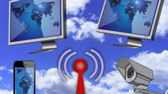 Satelliteninternet mit 30 MBit/s