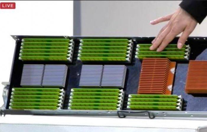 Weltweit erste Arbeitsspeicher-zentrische Computer-Architektur