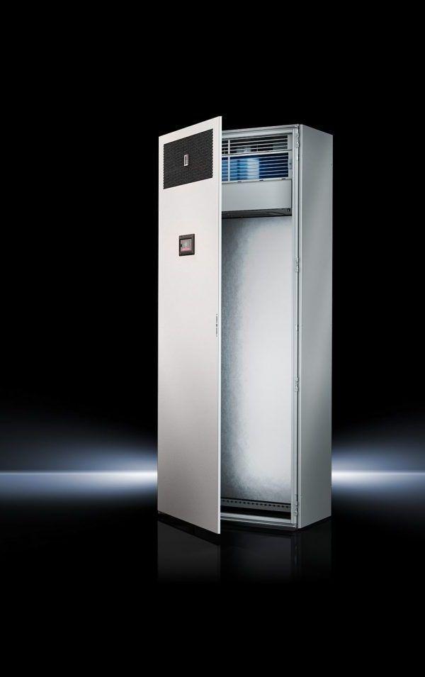 Kühllösung im Schaltschrank integriert