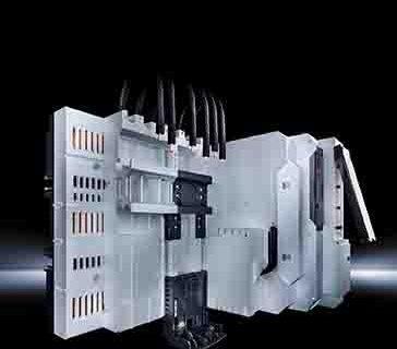 Kompaktes Sammelschienensystem bis 125A