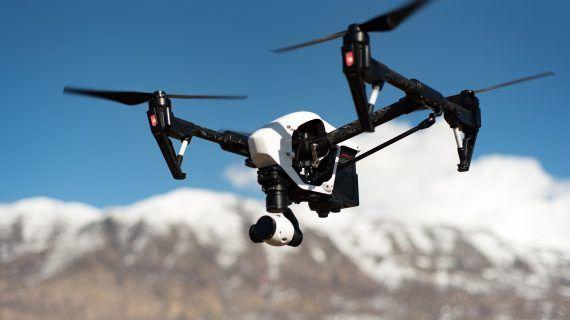 Flugsicherung für Drohnen