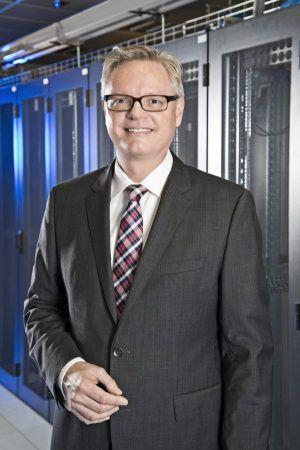Donald Badoux, Managing Director von Equinix Deutschland