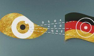 Der Verschlüsselungstroyaner Petya alias Mischa kehrt als Goldeneye nach Deutschland zurück