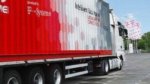 """T-Systems liefert """"Rechenzentrum to go"""" für Hafen auf Zypern"""