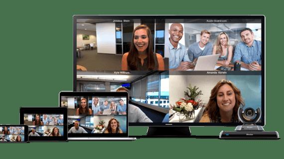 Videokonferenzlösungen von Lifesize bieten nahtlose Interoperabilität mit Skype-for-Business