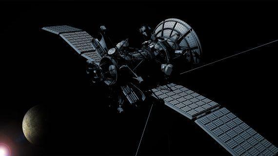 30 MBit/s schnelle satellitengestützte Dienste