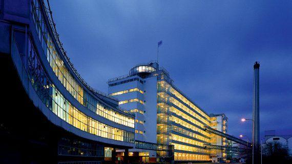 Xirrus stattet historische Ikone des modernen Industriebaus mit WLAN aus