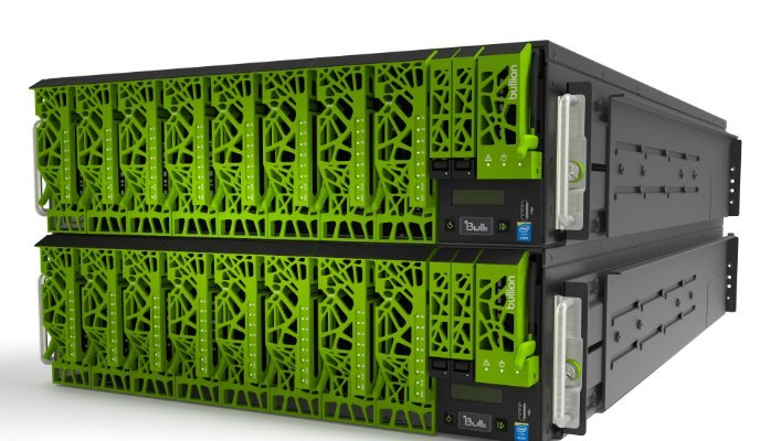 Bullion-Server für SAP-HANA-Plattform mit bis zu 16 Terabyte Speicherkapazität zertifiziert