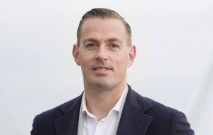 Barkmeijer, Vorstandsvorsitzender von Securelink