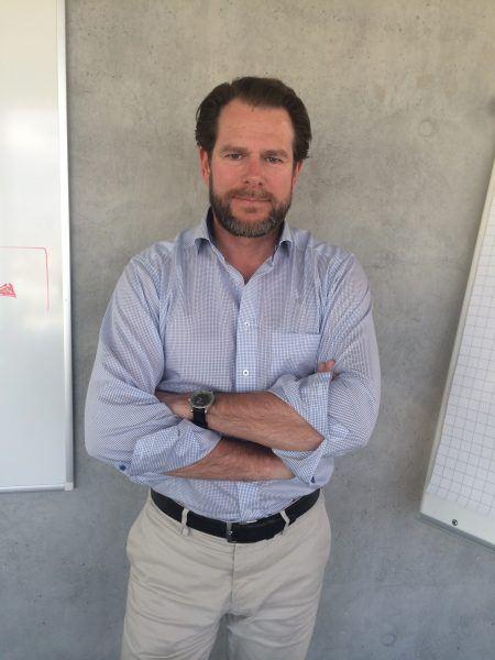 Thomas Muhr, Regional Manager Dach & NL, ShoreTel