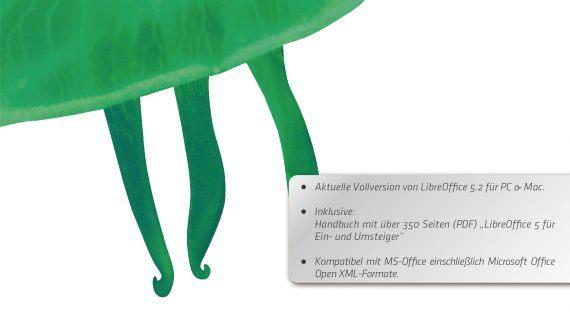Komplette Office-Suite fürs Büro oder zuhause