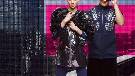 Fashion-Fusion-Wettbewerb – intelligente Kleidung