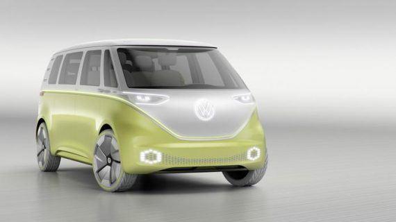 Volkswagen präsentiert den I.D. BUZZ
