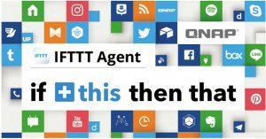 170210_QNAP_IFTTT Agent