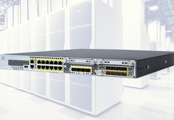 Sicherung des Internet-Edge mit Ciscos Next-Generation-Firewall