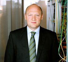 Dr. Achim Kaspar, General Manager Cisco Austria, 2008