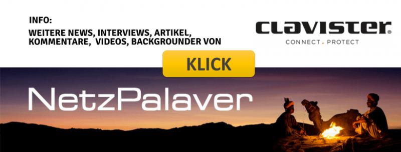 Clavister-Netzpalaver-Verweis