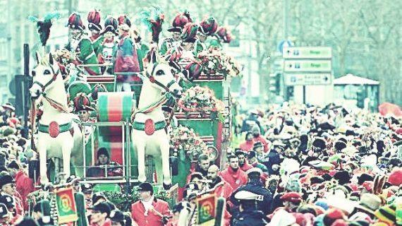 Erleben was verbindet – Telekom inszeniert den Kölner Karneval