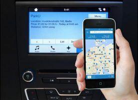 ParkU-Parkplatz-App