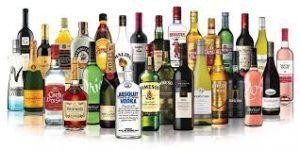 Pernod-Ricard-Sortiment