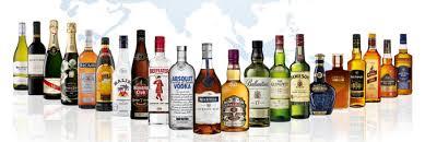 Pernod-Ricard-Spirituosen