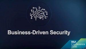 RSA Business Driven Security