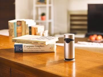 Erste Kamera für Apple-Home-Kit