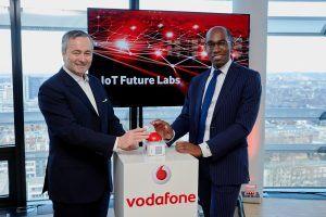 Vodafone-Eröffnung NB IoT