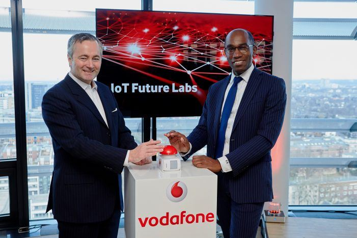 Vodafone eröffnet Narrowband-IoT-Entwicklungszentrum