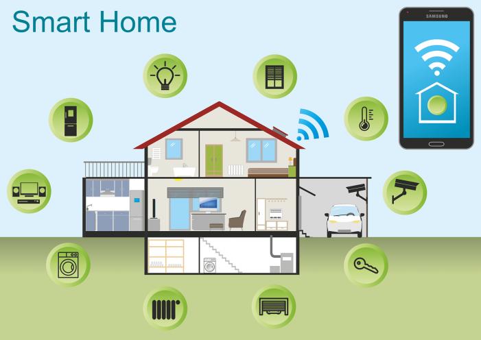 Gefahrenlage rund um IoT-Geräte im Smart-Home