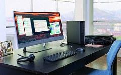 Desktop-PCs und All-in-Ones mit integrierter Sicherheit
