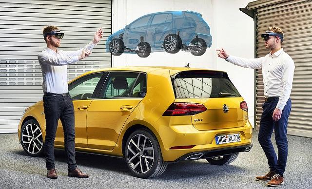 Wie Volkswagen das Auto der Zukunft virtuell entwickelt
