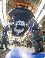 BMW associates usig the Eksobionics device on 4/20/16.  File: 041916GR34