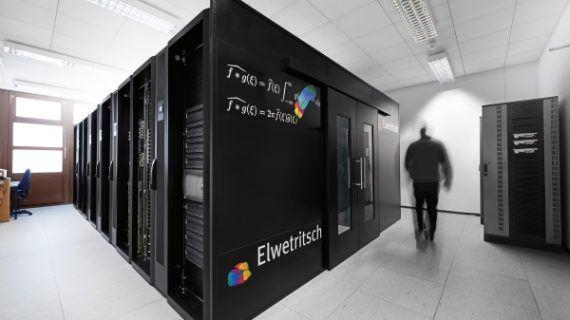 Datacenter-Container-Lösung für High-Performance-Computing