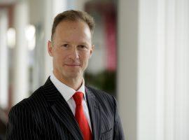 Patrick Molck-Ude, Geschäftsführer Telecommunication Division bei T-Systems