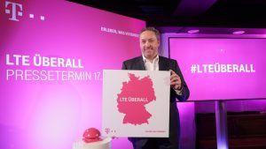 Telekom startet Rollout von LTE 900