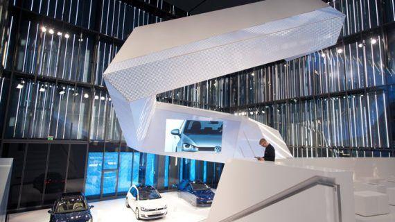 Volkswagen macht Digitalisierung, Industrie 4.0 und Mobilität der Zukunft auf der IdeenExpo 2017 sichtbar