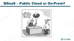 Big-Data in der Cloud