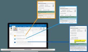 Befine-Solutions-E-Mail_Schutz-Klassifizierung_Transfer_Dialog