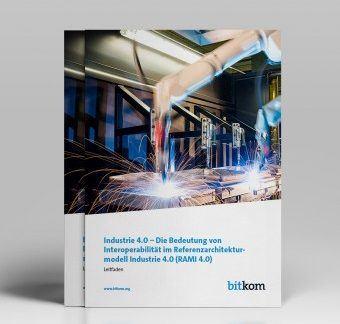 Bitkom veröffentlicht Leitfaden zu Interoperabilität in der Industrie 4.0