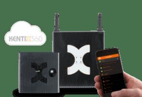 Kentix-Serverraumüberwachung-Starterset-Basic
