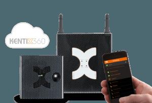 Kentix – Überwachung kleiner Serverräume