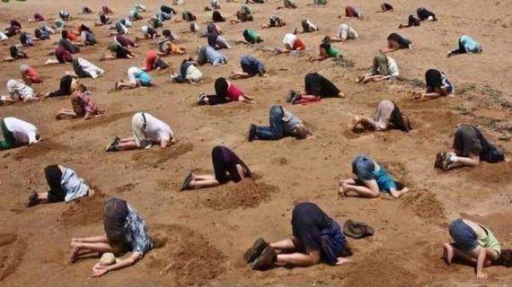 Wer bei der DSGVO den Kopf in den Sand steckt, riskiert Arbeitsplätze