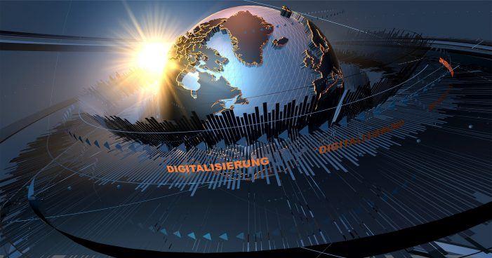 Maschinendaten sind Wegbereiter des digitalen Wandels