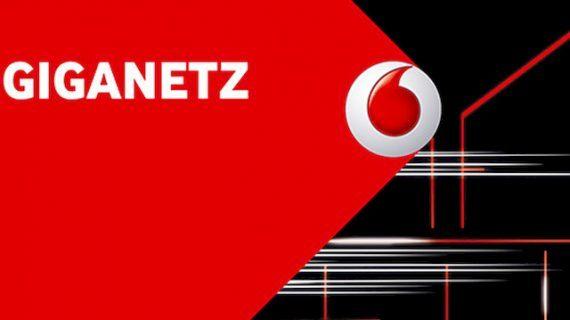 Breitband-Turbo von Vodafone